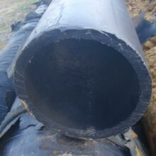 """6"""" HDPE SCLAIR Pipe"""