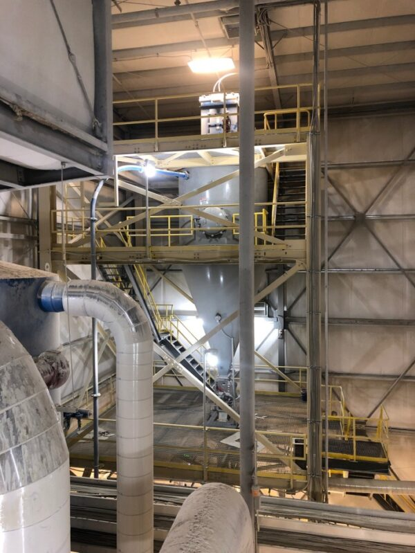 WILLIAMS #40 NF IMPACT DRYER MILL SYSTEM
