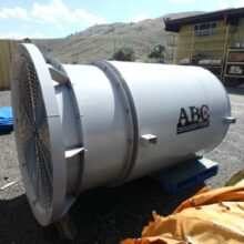 "48"" Dia. 150 Hp ABC Mine Vent Fan"