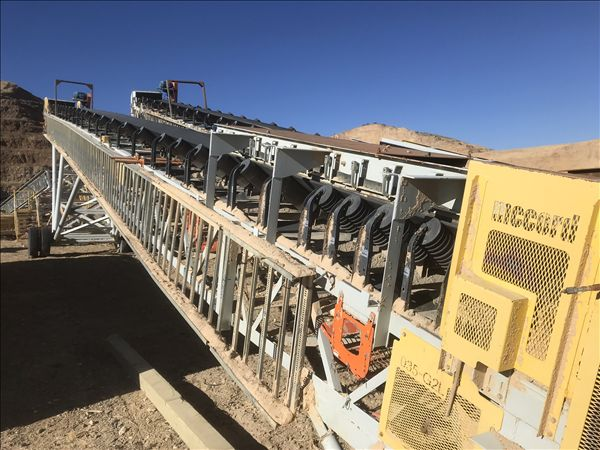 Crushing Plant for Heap Leach