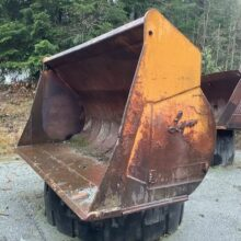 CAT 980 C/F Lynn General Purpose Bucket