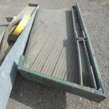 2' x 4' Deister 15S Concentrating Table Top