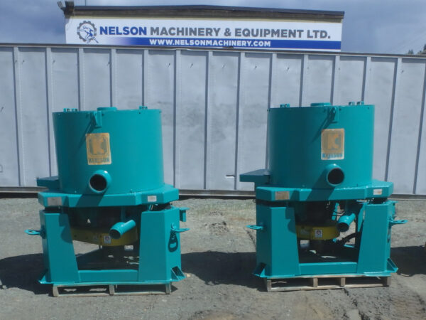"""20"""" Knelson CD20MS Concentrators"""
